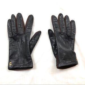 Aris | Vintage Short Leather Gloves